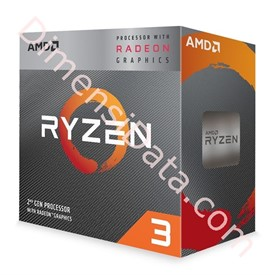 Jual Processor AMD Ryzen 3 3200G [YD3200C5FHBOX]